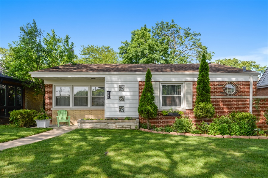 Real Estate Photography - 8206 Springfield Ave, Skokie, IL, 60076 - Front View