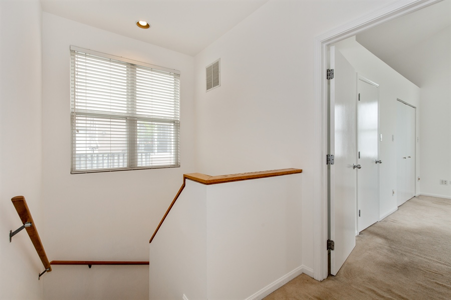 Real Estate Photography - 2847 N Wolcott, Unit #B, Chicago, IL, 60657 - 2nd Floor