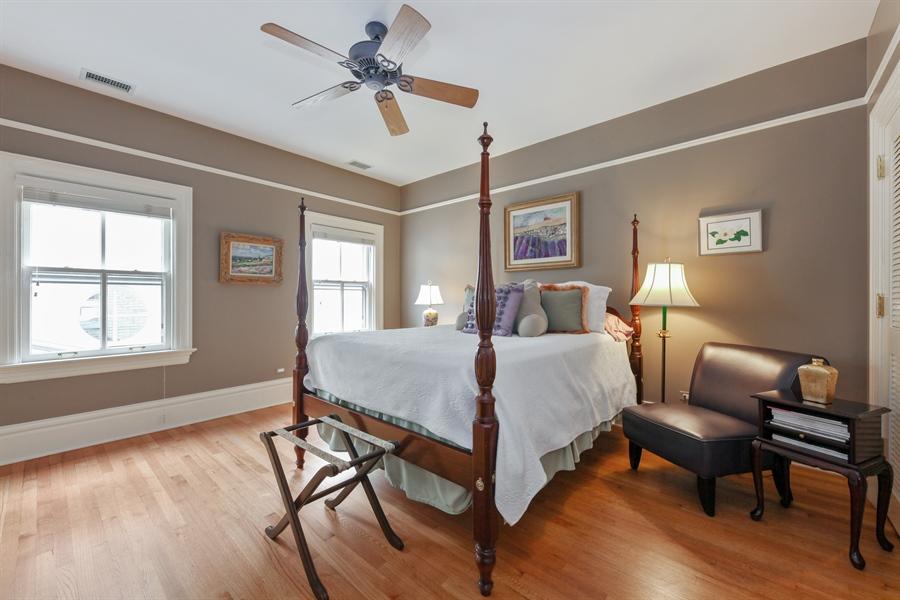 Real Estate Photography - 95 Leonard Wood, Highland Park, IL, 60035 - 3rd Bedroom