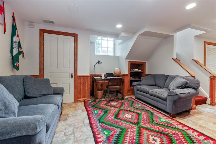 Real Estate Photography - 95 Leonard Wood, Highland Park, IL, 60035 - Lower Level