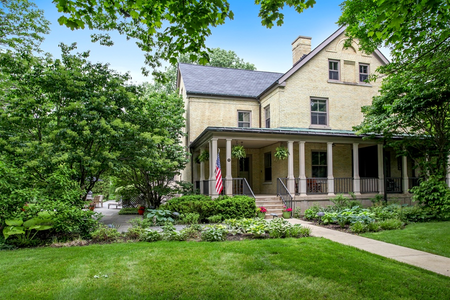 Real Estate Photography - 95 Leonard Wood, Highland Park, IL, 60035 - Front View