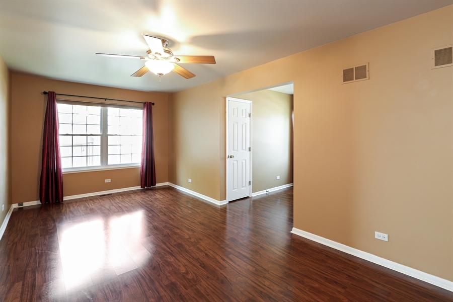 Real Estate Photography - 645 Wilbur, Gurnee, IL, 60031 - Master Bedroom