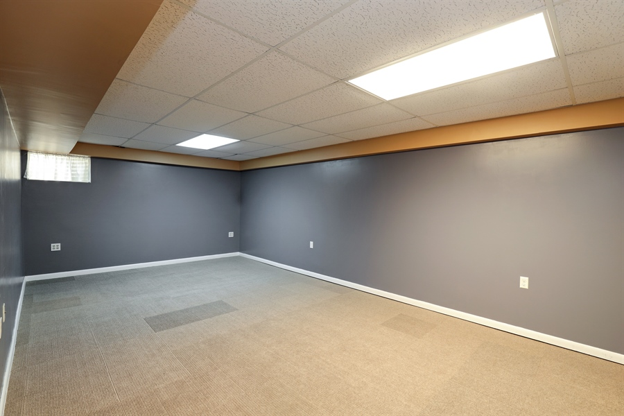 Real Estate Photography - 645 Wilbur, Gurnee, IL, 60031 - Recreation or Theatre Room
