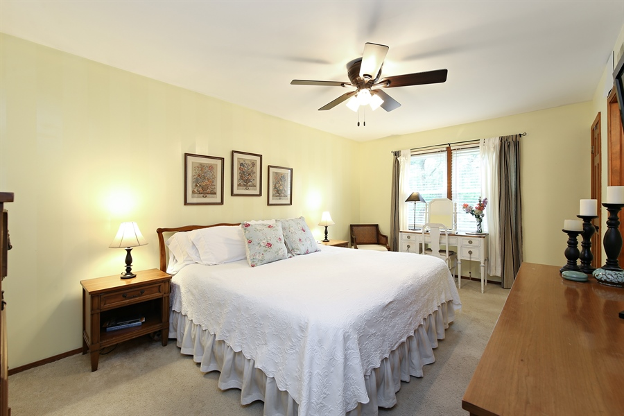 Real Estate Photography - 910 Manley, St Charles, IL, 60174 - Master Bedroom