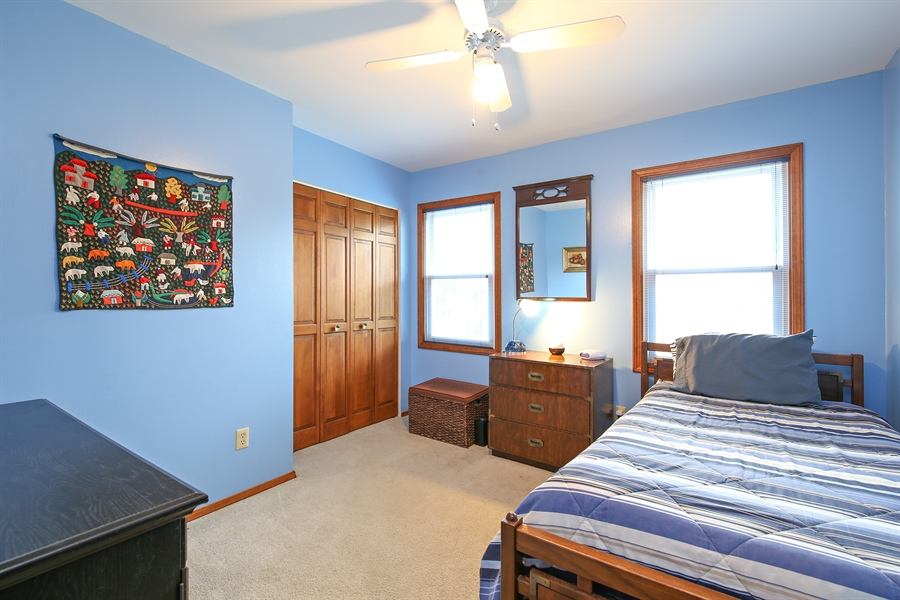 Real Estate Photography - 910 Manley, St Charles, IL, 60174 - 2nd Bedroom