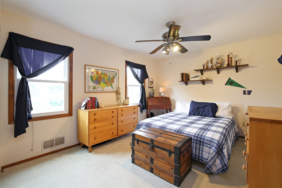 Real Estate Photography - 910 Manley, St Charles, IL, 60174 - Bedroom