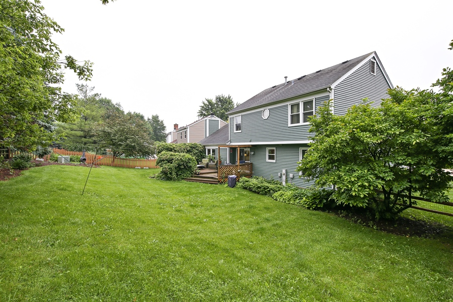 Real Estate Photography - 910 Manley, St Charles, IL, 60174 - Back Yard