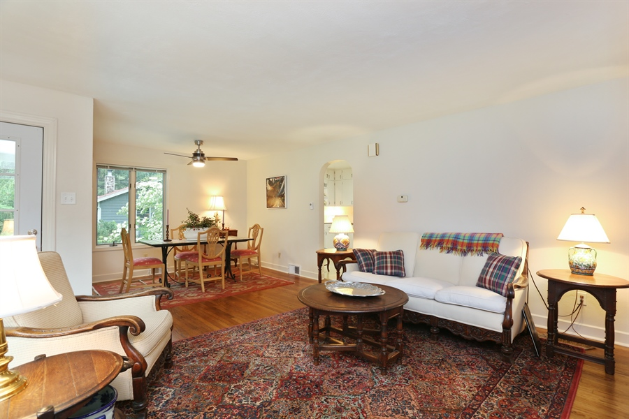 Real Estate Photography - 8975 W Warren Woods Road, Lakeside, MI, 49116 - Living Room