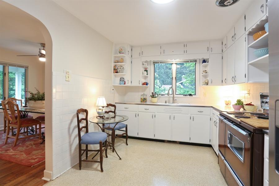 Real Estate Photography - 8975 W Warren Woods Road, Lakeside, MI, 49116 - Kitchen