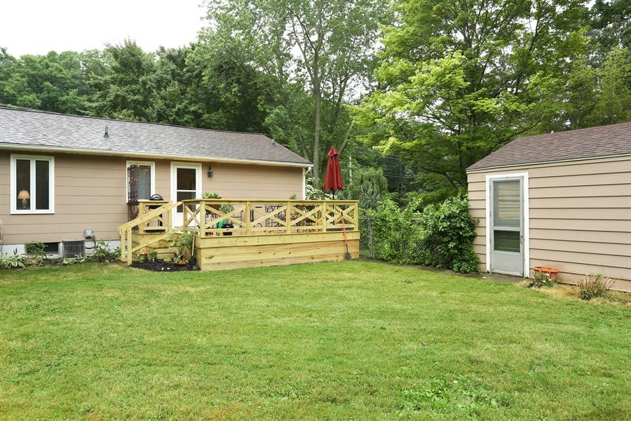 Real Estate Photography - 8975 W Warren Woods Road, Lakeside, MI, 49116 - Rear View