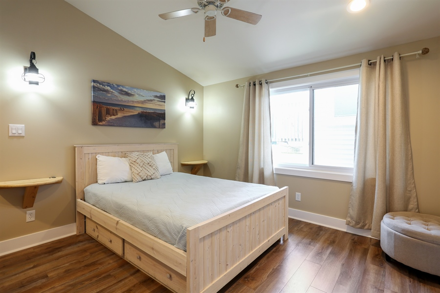 Real Estate Photography - 116 N. Lake Ave, Michigan City, IN, 46360 - 2nd Bedroom