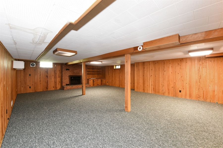 Real Estate Photography - 730 S. Garfield, Hinsdale, IL, 60521 - Basement