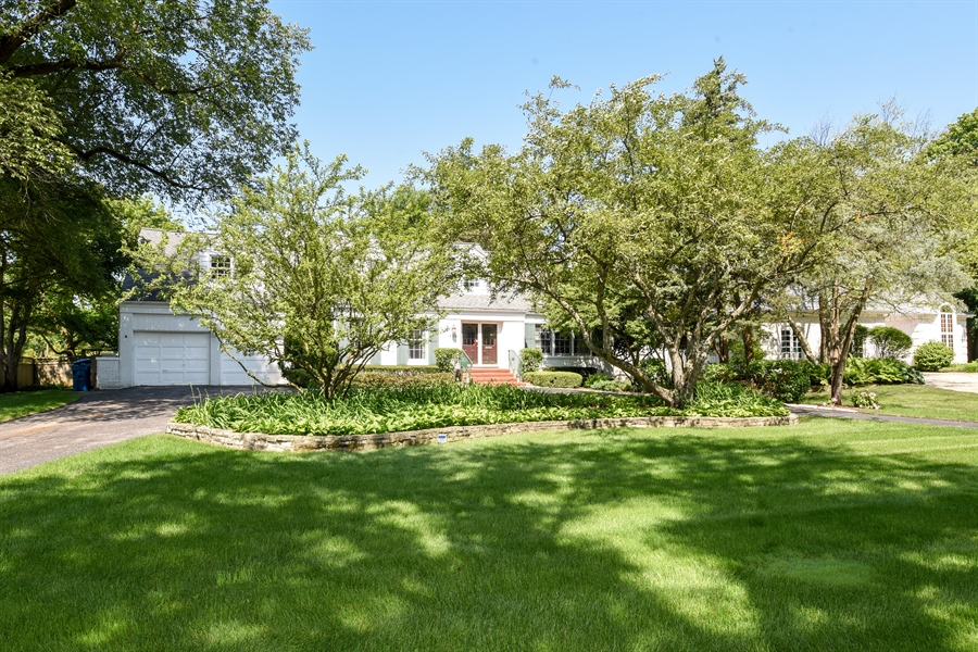 Real Estate Photography - 730 S. Garfield, Hinsdale, IL, 60521 - Front View