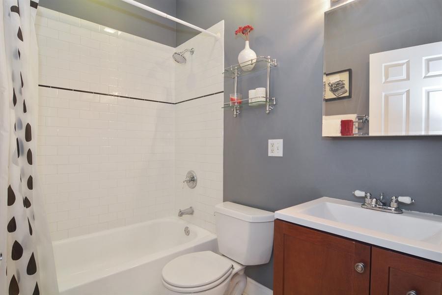 Real Estate Photography - 1532 N Paulina, Unit L, Chicago, IL, 60622 - Bathroom
