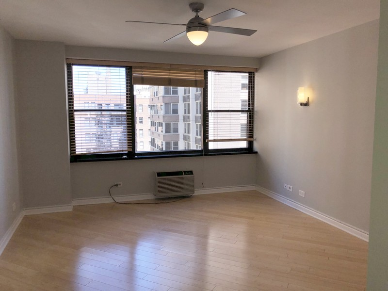 Real Estate Photography - 850 N Dewitt Pl, apt 13GI, Chicago, IL, 60611 -