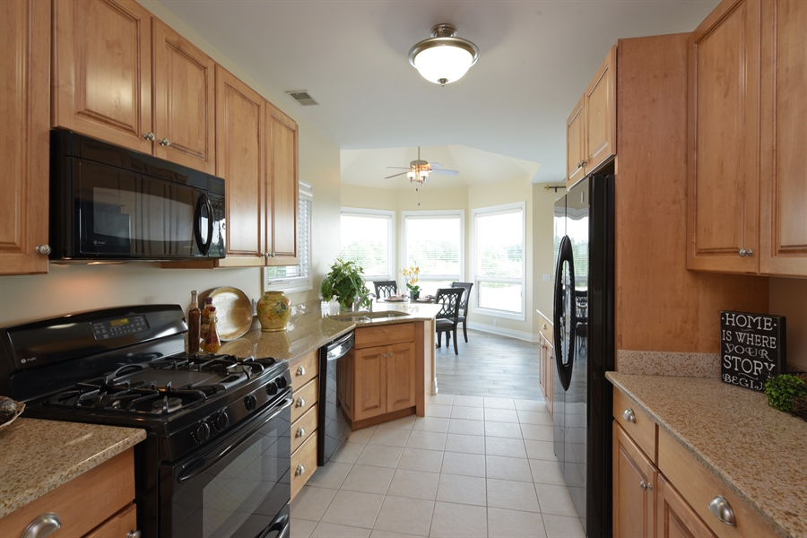 Real Estate Photography - 6089 S Dune Harbor Dr, Portage, IN, 46368 - Kitchen
