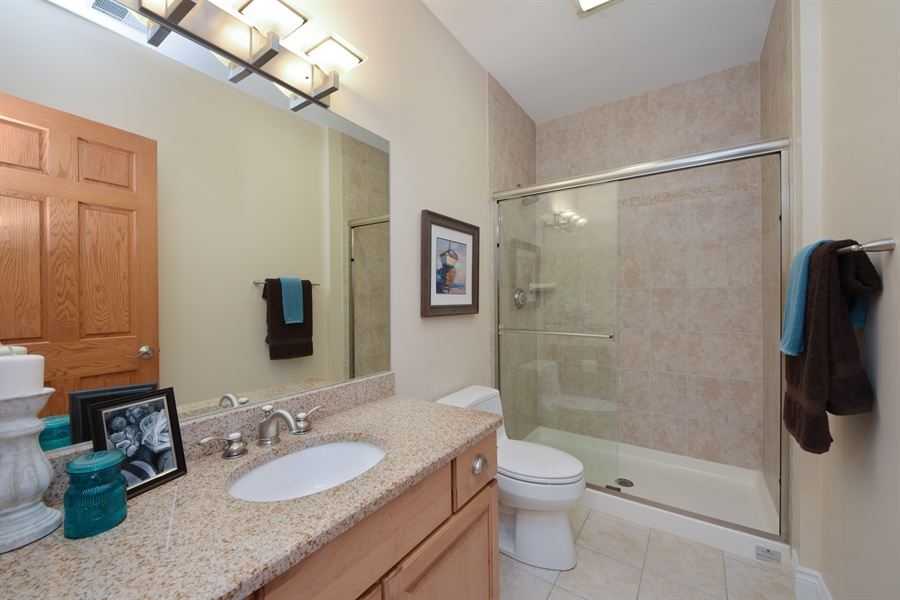 Real Estate Photography - 6089 S Dune Harbor Dr, Portage, IN, 46368 - Bathroom