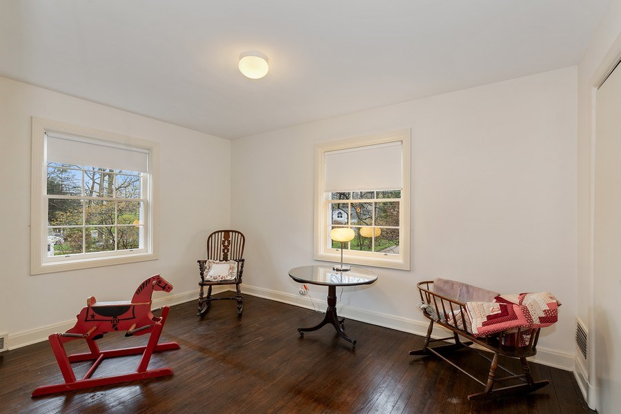 Real Estate Photography - 349 Woodland, Highland Park, IL, 60035 - 4th Bedroom