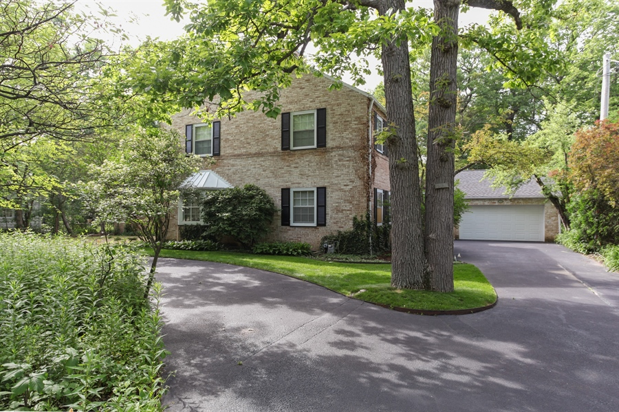 Real Estate Photography - 349 Woodland, Highland Park, IL, 60035 - Exterior 2