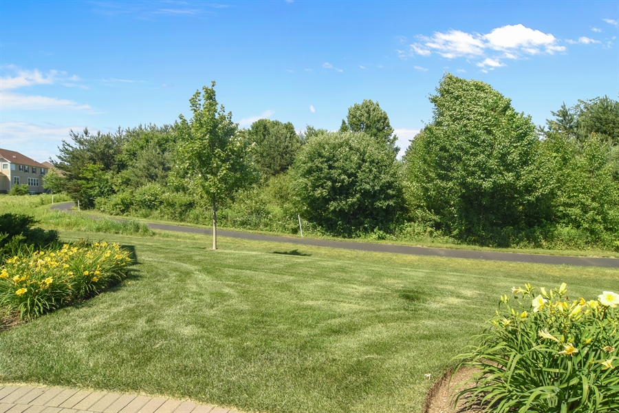 Real Estate Photography - 23585 N. Sanctuary Club Drive, Kildeer, IL, 60047 - View from Patio