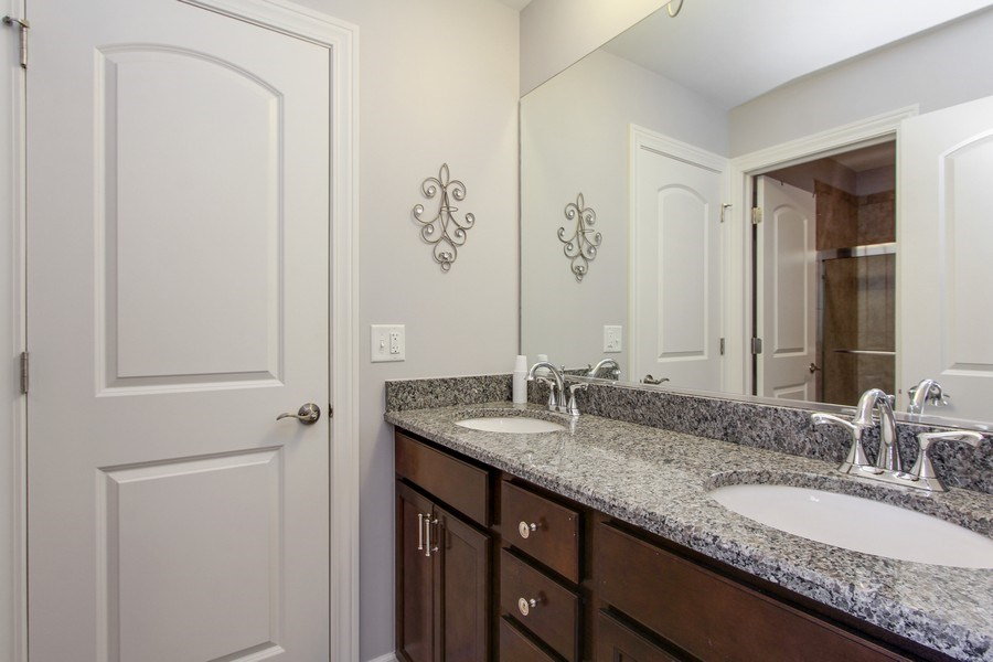 Real Estate Photography - 23585 N. Sanctuary Club Drive, Kildeer, IL, 60047 - 4th Bathroom