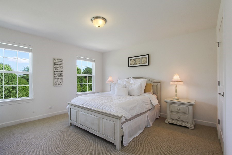 Real Estate Photography - 23585 N. Sanctuary Club Drive, Kildeer, IL, 60047 - 2nd Bedroom