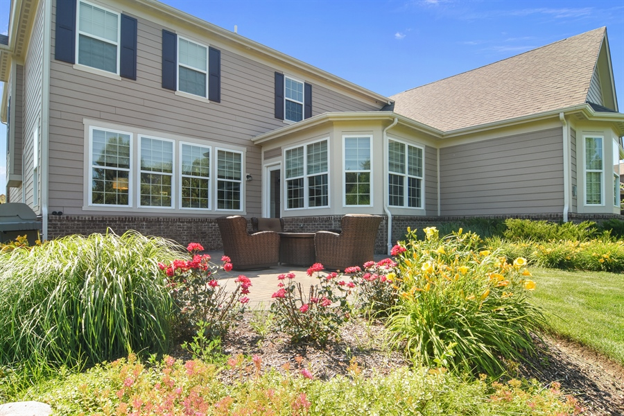 Real Estate Photography - 23585 N. Sanctuary Club Drive, Kildeer, IL, 60047 - Patio