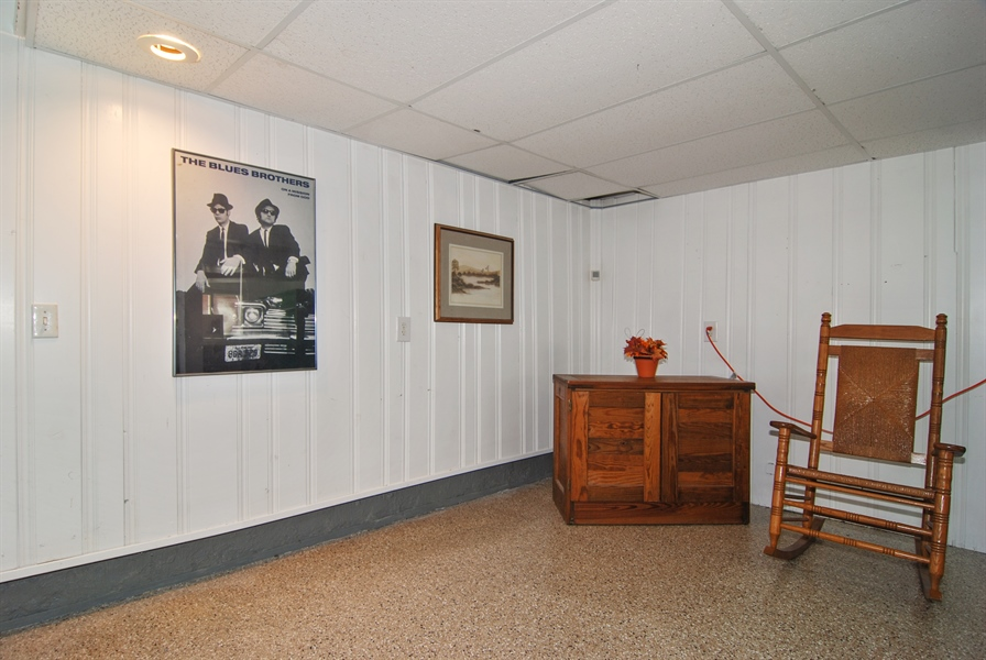 Real Estate Photography - 1025 N Lombard Ave, Oak Park, IL, 60302 - Basement