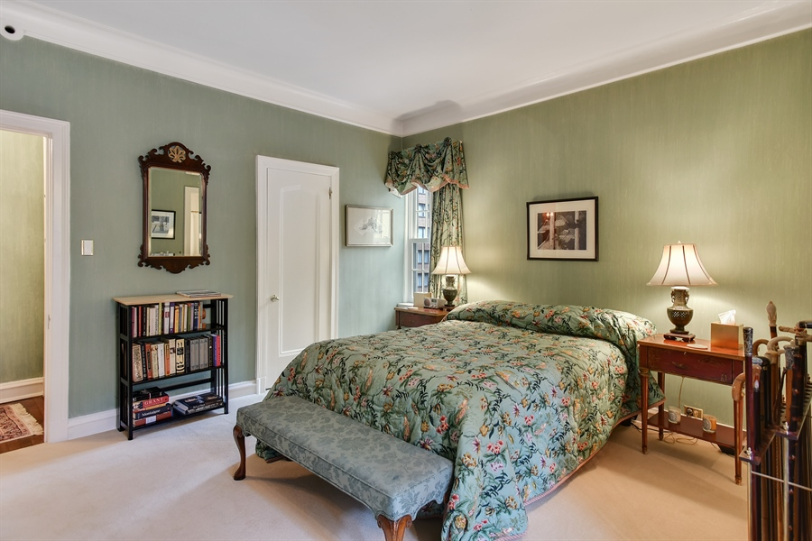 Real Estate Photography - 220 East Walton Place, Unit 9W, Chicago, IL, 60611 - 2nd Bedroom