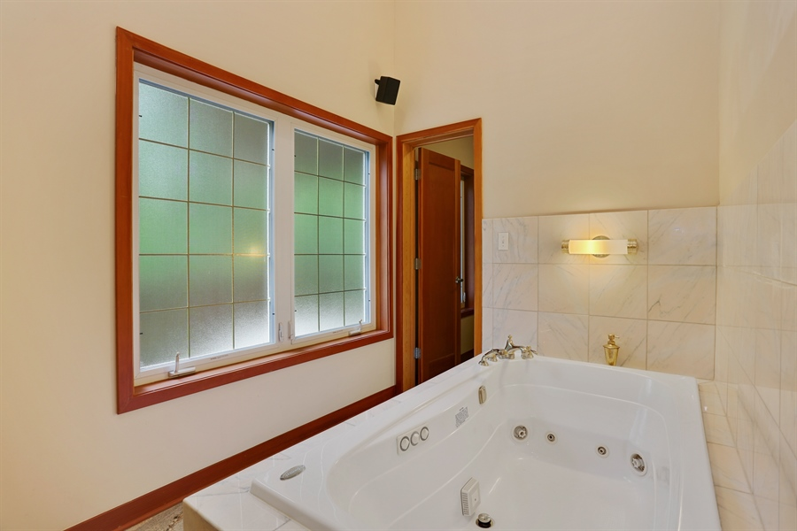 Real Estate Photography - 10451 Millard Ave, Union Pier, MI, 49129 - Master Bathroom