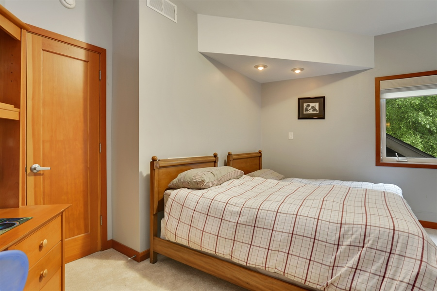 Real Estate Photography - 10451 Millard Ave, Union Pier, MI, 49129 - 3rd Bedroom