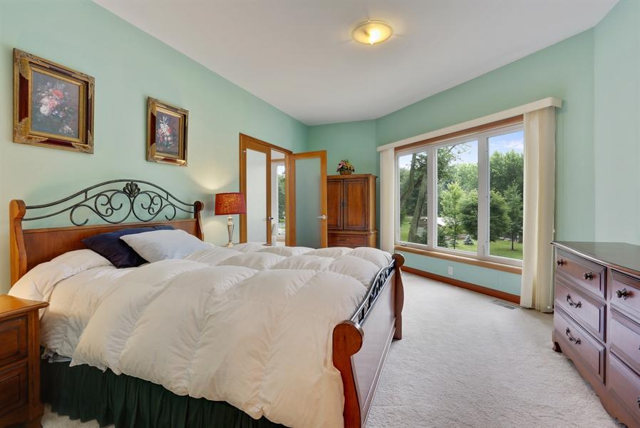 Real Estate Photography - 10451 Millard Ave, Union Pier, MI, 49129 - 2nd Bedroom