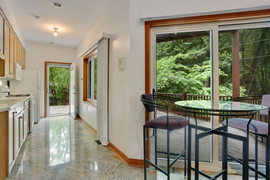 Real Estate Photography - 10451 Millard Ave, Union Pier, MI, 49129 - Guest Suite Kitchen