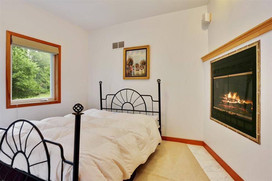 Real Estate Photography - 10451 Millard Ave, Union Pier, MI, 49129 - Guest Suite Bedroom