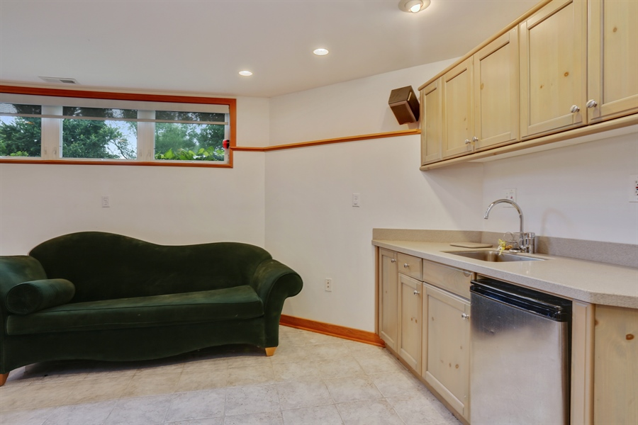 Real Estate Photography - 10451 Millard Ave, Union Pier, MI, 49129 - Lower Level