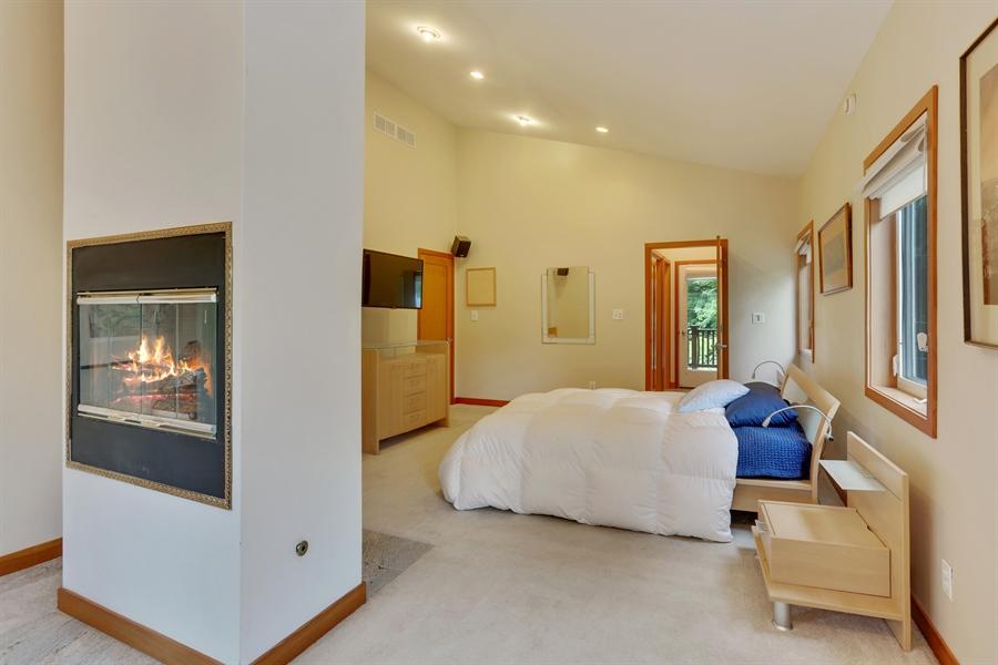 Real Estate Photography - 10451 Millard Ave, Union Pier, MI, 49129 - Master Bedroom