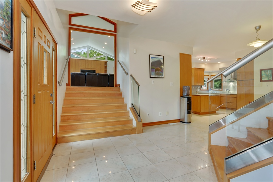 Real Estate Photography - 10451 Millard Ave, Union Pier, MI, 49129 - Foyer