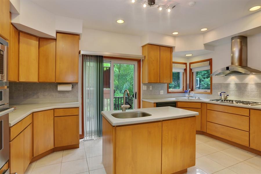 Real Estate Photography - 10451 Millard Ave, Union Pier, MI, 49129 - Kitchen