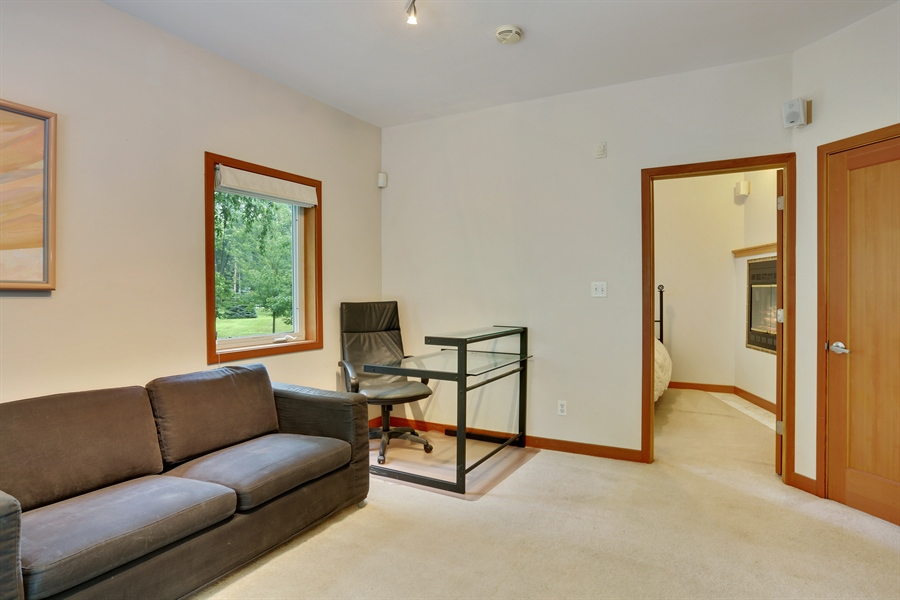 Real Estate Photography - 10451 Millard Ave, Union Pier, MI, 49129 - Den