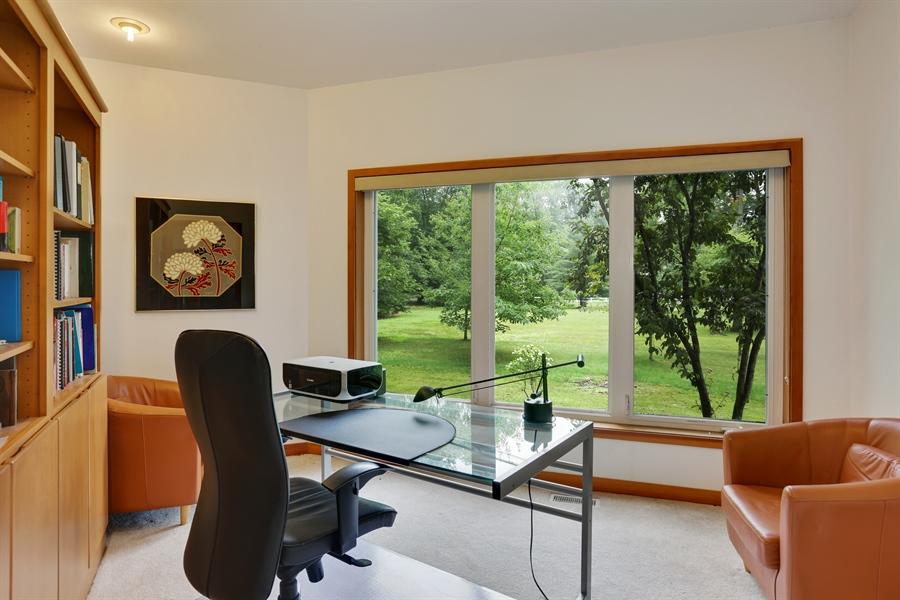 Real Estate Photography - 10451 Millard Ave, Union Pier, MI, 49129 - Office