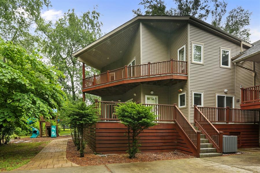 Real Estate Photography - 10451 Millard Ave, Union Pier, MI, 49129 - Rear View