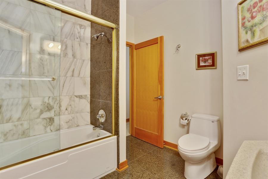Real Estate Photography - 10451 Millard Ave, Union Pier, MI, 49129 - 2nd Bathroom