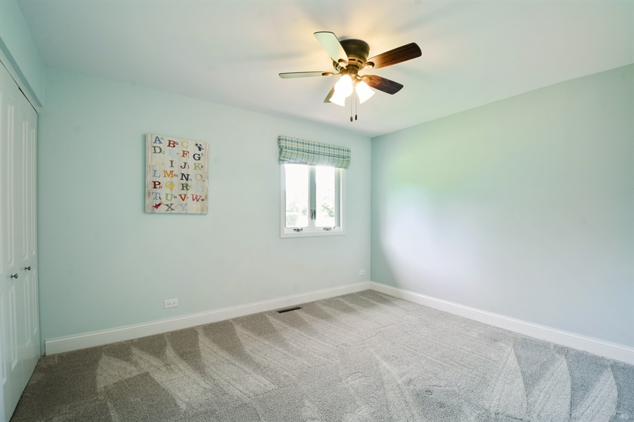 Real Estate Photography - 2 John Dr, Hawthorn Woods, IL, 60047 - Fourth Bedroom