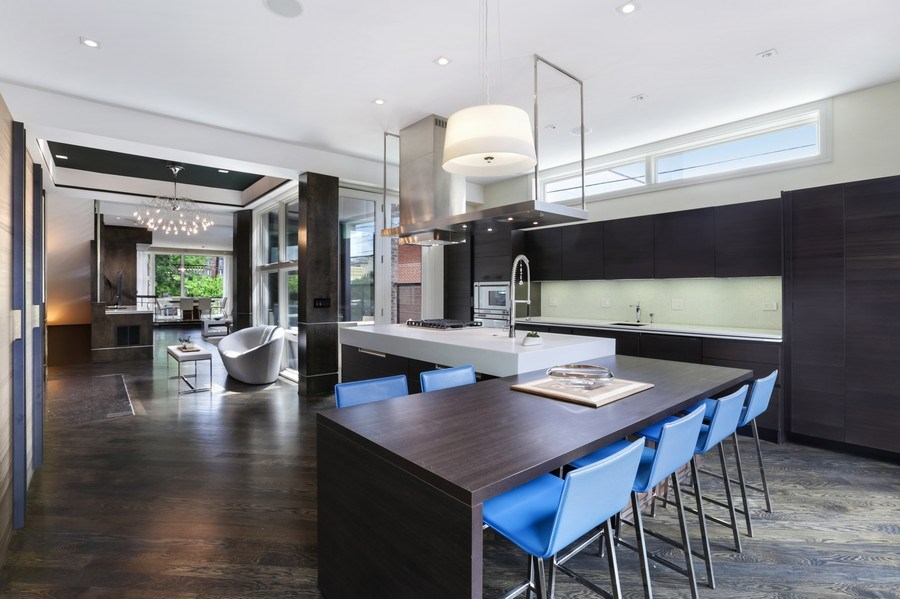 Real Estate Photography - 1544 West Henderson Street, Chicago, IL, 60657 - Kitchen - 3rd View