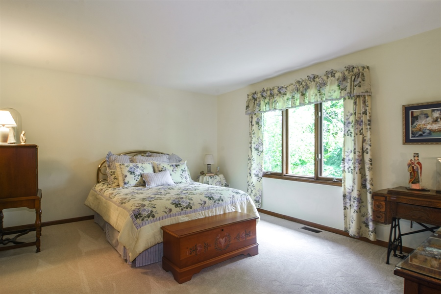 Real Estate Photography - 6 university, Hawthorn Woods, IL, 60047 - 2nd Bedroom