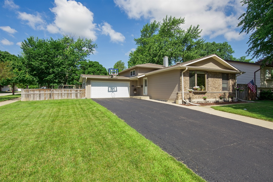 Real Estate Photography - 402 N Lombard, Lombard, IL, 60148 - Front View