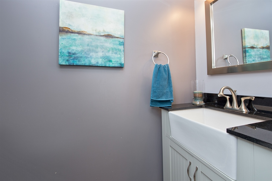 Real Estate Photography - 402 N Lombard, Lombard, IL, 60148 - Bathroom