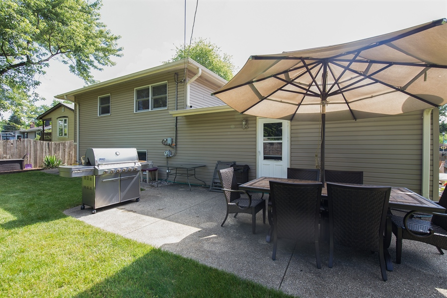 Real Estate Photography - 402 N Lombard, Lombard, IL, 60148 - Patio