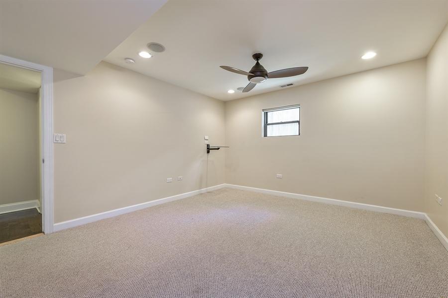 Real Estate Photography - 2310 N Leavitt, G, Chicago, IL, 60647 - Master Bedroom