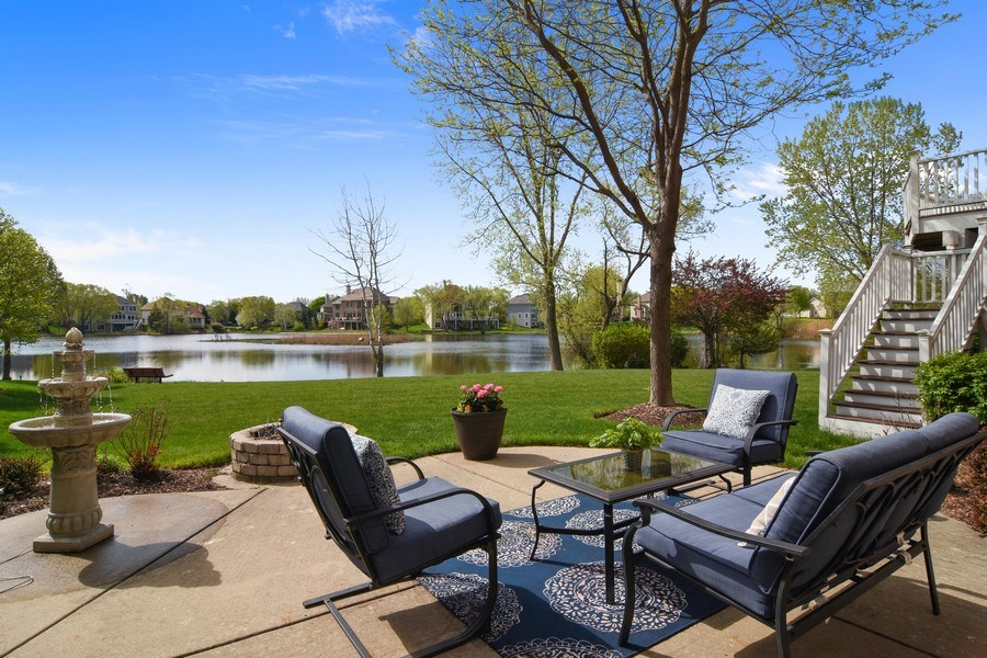 Real Estate Photography - 1265 N. Lakeview Drive, Palatine, IL, 60067 - View